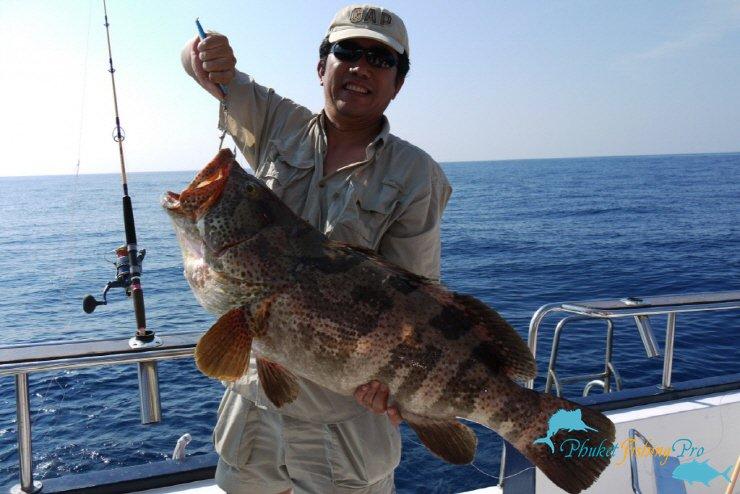 рыбалка на чалонге