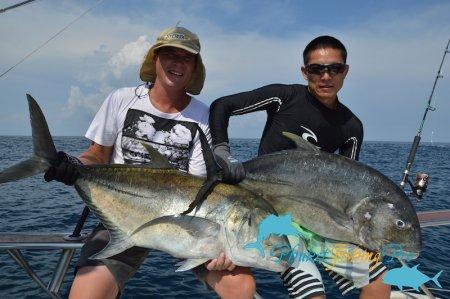 Профессиональная рыбалка - Popping & Jigging Game