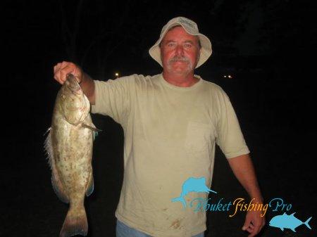 Ночная рыбалка (о. Рача Яй)