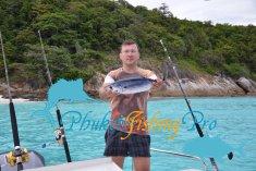 Групповая рыбалка у островов Рача (Пхукет)