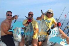 Рыбалка на Пхукете - отличный отдых в Андаманском море