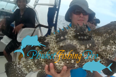 Slow Jigging Phuket