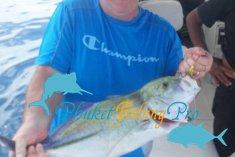 Phuket Fishing - report in summer 2016