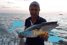 Фотоотчет о рыбалке на Пхукете сезон 2019-2020 годов